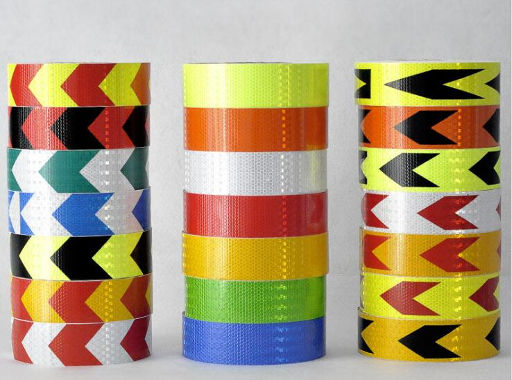 Conspicuity Reflective Tape for Shool Bus Vans Car Lorry