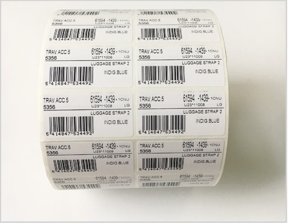Printing Barcode Label for protetive equipments